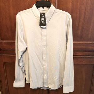 RHONE NWT Performance Button up shirt